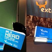 Extra Life - E3 2014 - Animated Flipbooks