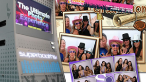 Superbooth Virtual Photographer Photo Booth Experience - California