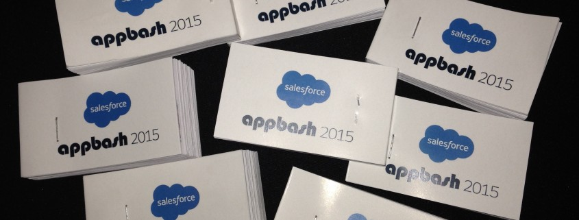 App Bash 2015 - Flipbooks - San Francisco