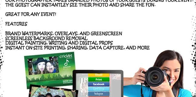 Flix in Motion - ROAMING SOCIAL MEDIA DIGITAL PHOTO EXPERIENCE.