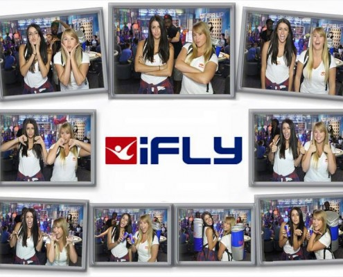 Superbooth-IFly-Event Photo Booth Activation